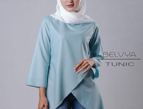 Inpirasi Gaya Hijab Dengan Tunic yang Membuat Kamu Tampil Kece