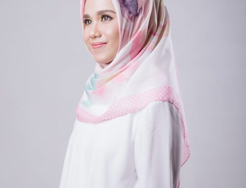 Hijab kekinian 2021 yang digemari pada Hijabers Indonesia